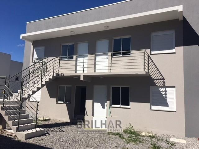 Casa 2 dorm andar superior bairro Ana Rech Caxias