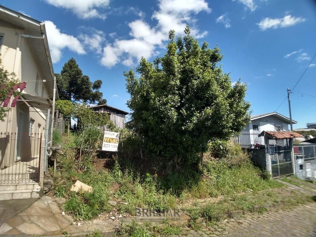 Terreno localizado no bairro São Ciro
