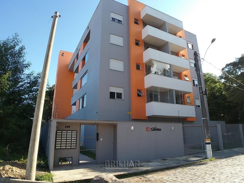 Apartamento 2 dormit bairro Ana Rech